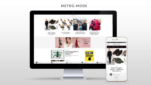 ​Metro Mode får ny design