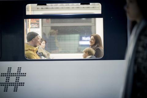 Fortsatt redusert kapasitet på T-banen fredag 03.februar