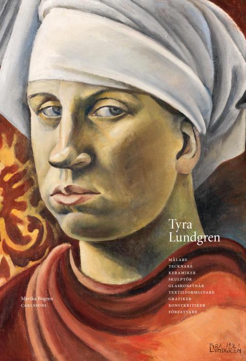 Ny bok om konstnären Tyra Lundgren