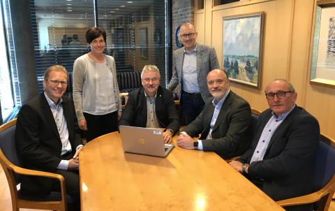 SpareBank 1 Østlandet VIT er etablert