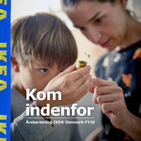 IKEA Årsberetning 2016