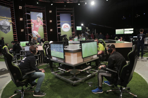 UK first as BT Sport strikes deal to broadcast global EA Sports™ FIFA 17 competitive gaming events