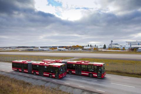 Bussar Arlanda