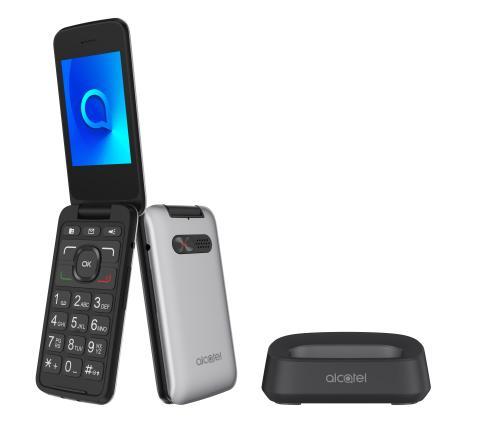 Alcatel lanserer ny seniortelefon med 3G