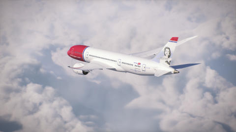 Link to webcast and information regarding Norwegian's 4th quarter report 11 February