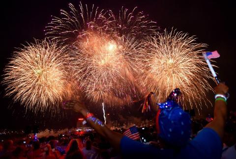 """Ford Fireworks"""