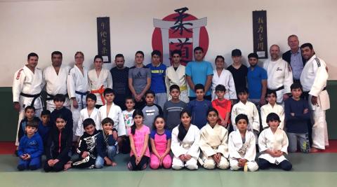 Carlshamns judoklubb
