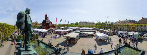 Översiktsplanen ger framtidsbild för Lidköping