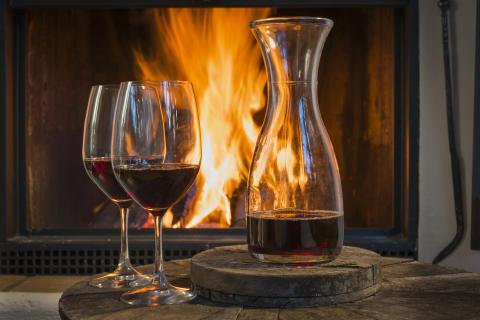 Vin til høstferie