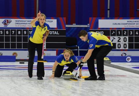 Jennie Wåhlin - curling