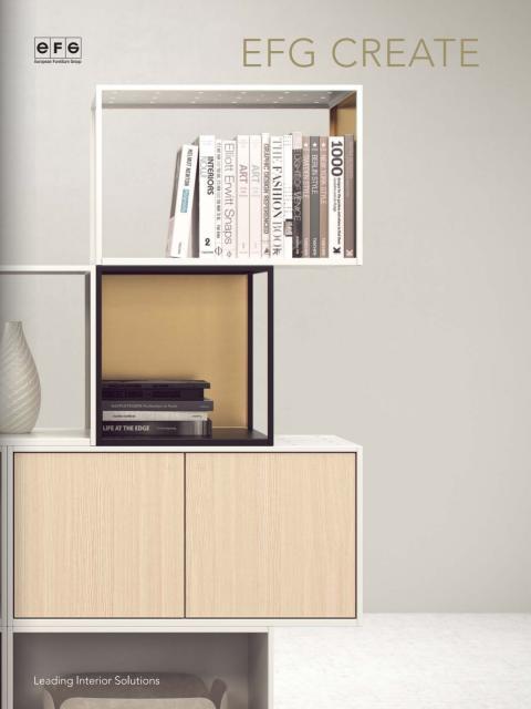 EFG Create -säilyttimet, design Jonas Forsman