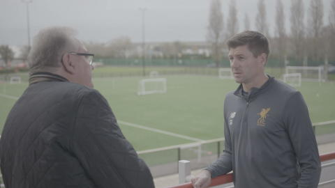 BT Sport film explores the dream of making it as a professional footballer