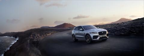Jaguar SVR9