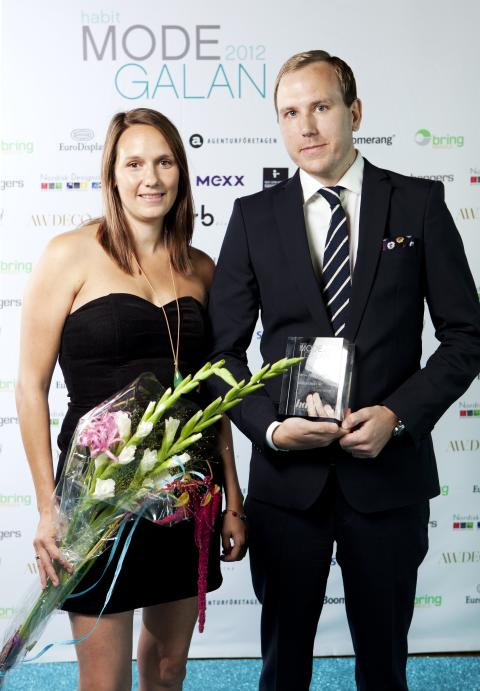 Vinnare Årets Barnbutik Habit Modegalan 2012 - Babyshop.se, Stockholm