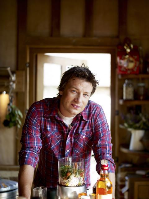 Jamie Oliver og Scandic samarbeider
