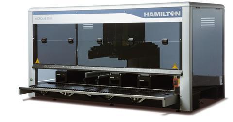 Hamilton Robotics user meeting in copenhagen 25th sept. Second call