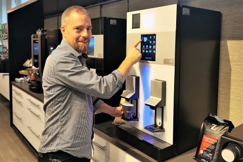 Hur bra smakar kaffet i er kaffemaskin på jobbet?
