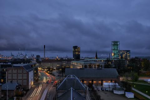 Aarhus City Tower
