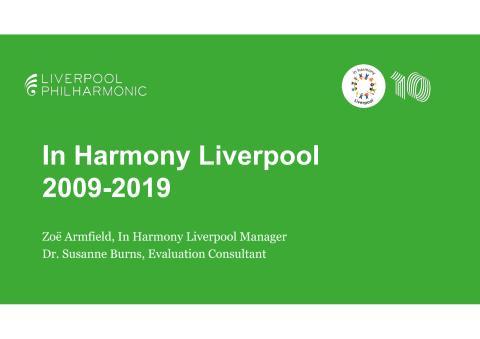 In Harmony Liverpool