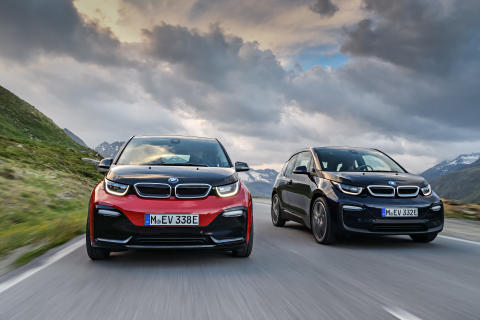 Nya BMW i3 & BMW i3s