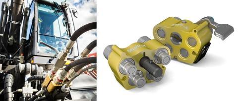 Multi-X GII hydraulisk multikobling – bedre, stærkere, lettere