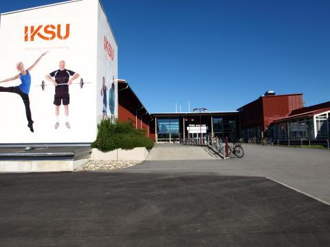 Cirkelträning i gymmet - nyhet på IKSU sport