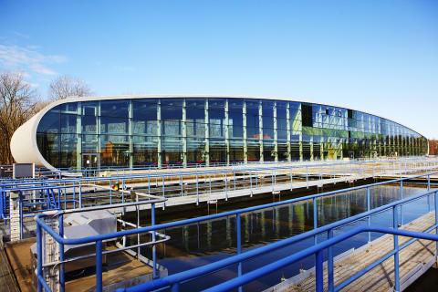 Ryaverket avloppsrening, Gryaab, Göteborg