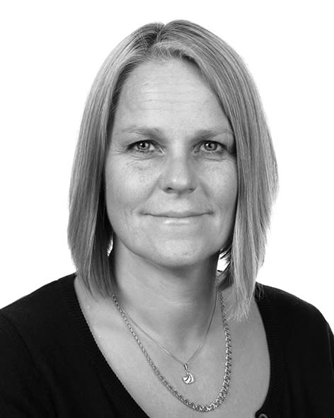 Pernilla Beino, WSP