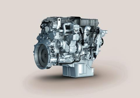SwedMotor lanserar motorer från MTU/Mercedes redo för steg 4F