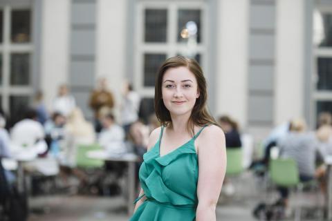 Julia Delin rekryterad som ny VD för SSE Business Lab