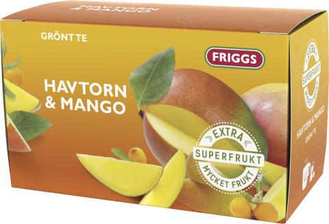 Friggs Superfrukt Havtorn & Mango