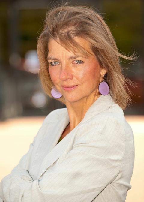 Speaker - Louise Findlay Wilson