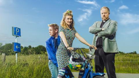 Tredje säsongen av Halvvägs till himlen med Johan Glans får urpremiär på C More
