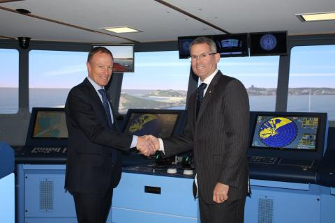 Australian Maritime College and KONGSBERG eye potential for VR training with renewed support program