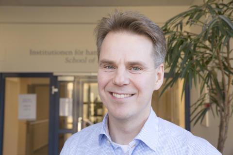 Thomas Andersson, biträdande professor i företagsekonomi