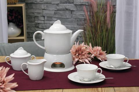 Teesets für zwei
