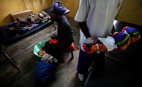 Bekämpa malaria genom att sprida malaria