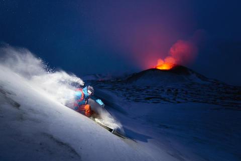 Föreläsning om äventyrsfoto med Fredrik Schenholm