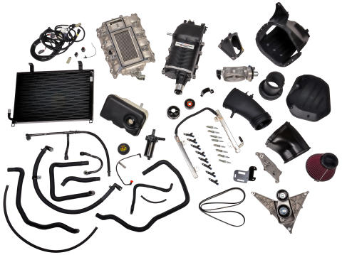 Ford Performance Parts Roush supercharger kit