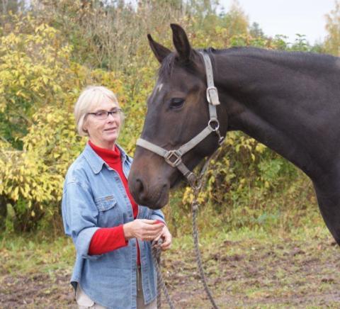 Hästens och människans språk - Christina Planck, hedersdoktor vid SLU