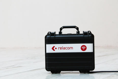 Relacom WiFi on the GO 2