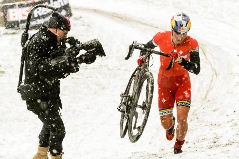 VM i cyklecross lander på Nordfyn
