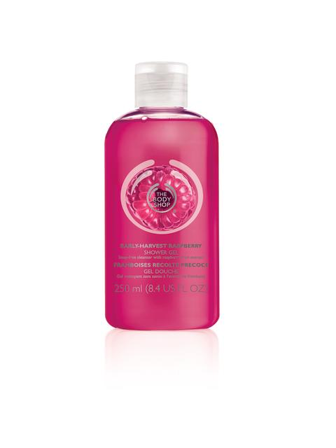 Early-Harvest Raspberry Shower Gel