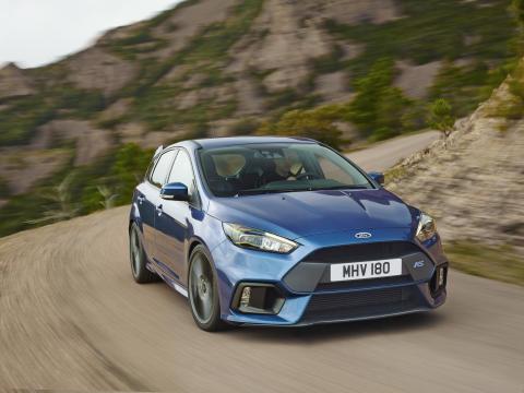 Episode 1: «Gjenfødelse av et ikon» - eksklusiv dokumentar avslører historien bak den nye Ford Focus RS.