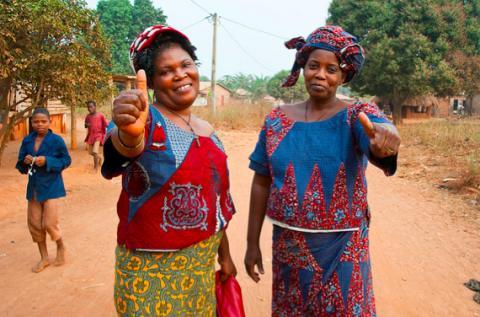 Missa inte Hungerprojektets seminarium Hållbart Ledarskap