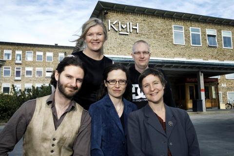 Masterstudenter på Kungl. Nusikhögskolan som medverkar i ljudOljud 2012 – festivalen för komposition och dirigering