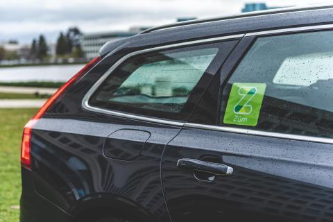 Volvo Cars' Tech Fund investerer i Züm, en samkørselstjeneste for børn