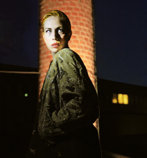 Jenny Wilson är en av solisterna i MADE:s Björkhyllning på NorrlandsOperan 21 november 2015.