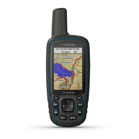GPSMAP 64x