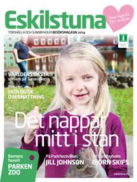 Eskilstuna besöksmagasin 2014